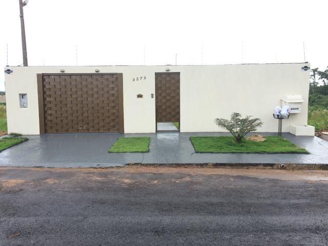 Casa em Cacoal Jardim Europa - Construção e Pintura nova em laje