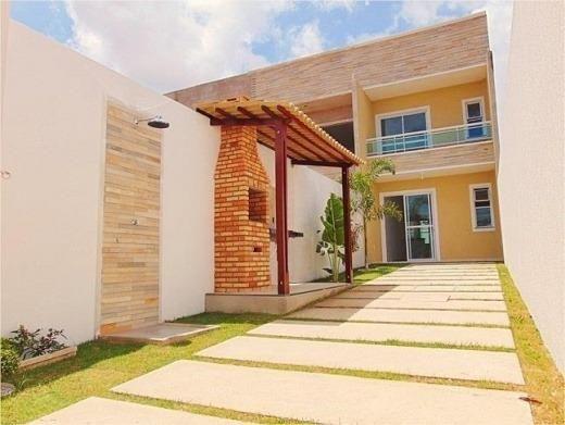 Residencial San Pietro, Casas Soltas Duplex no Eusébio com 92,00m² (03 Quartos)