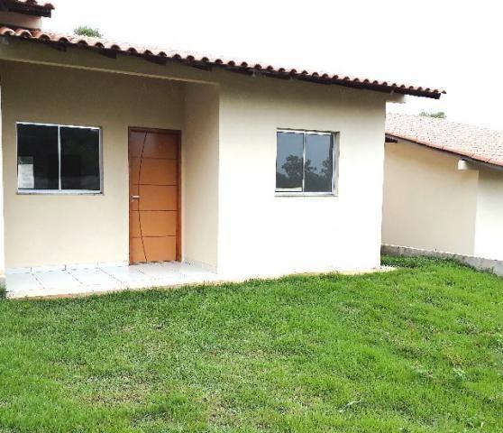 Casa Nova Cond. Fechado prox. Beira Mar - Ac. Carro