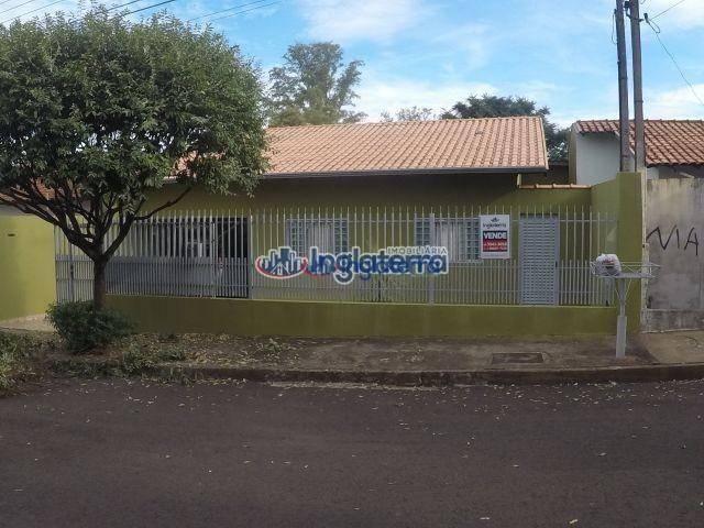 Casa à venda, 124 m² por R$ 315.000,00 - Jardim Piza - Londrina/PR