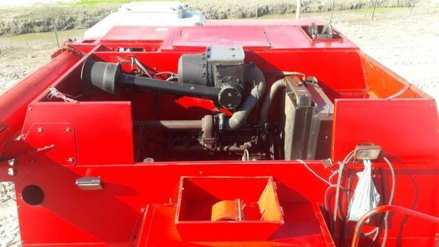 Colheitadeira Massey Ferguson 5650 Advanced - Foto 6
