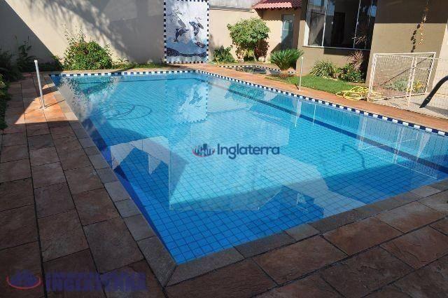 Casa à venda, 374 m² por R$ 760.000,00 - Igapó - Londrina/PR - Foto 20