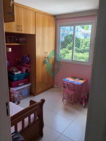 Apartamento à venda com 3 dormitórios em Tijuca, Rio de janeiro cod:C3737 - Foto 10