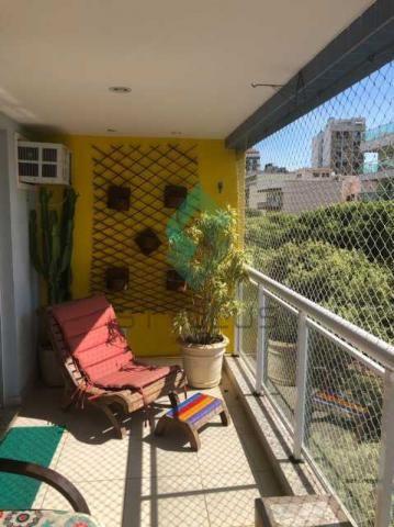 Apartamento à venda com 3 dormitórios em Tijuca, Rio de janeiro cod:C3737 - Foto 3