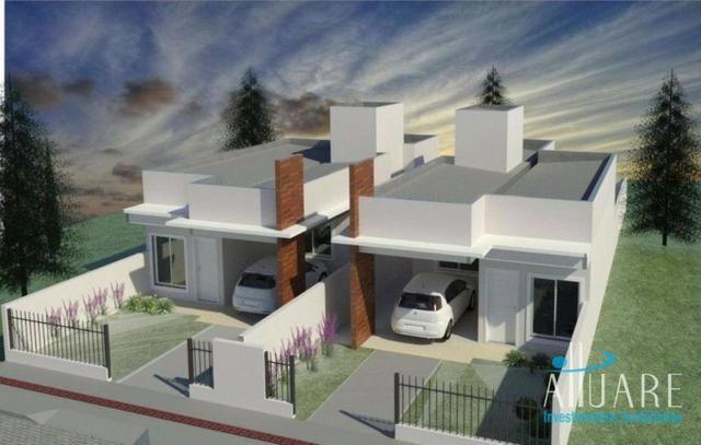 Excelente casa no Terraza - Tijucas