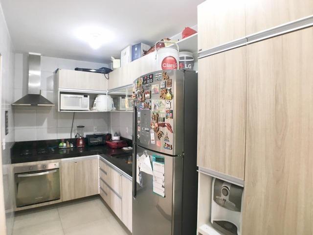 Casa duplex em condomínio fechado com 3 quartos, sendo 1 suíte - CA0873 - Foto 8