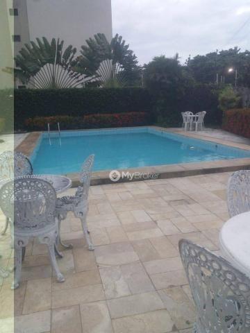Apartamento com 4 dormitórios à venda, 112 m² por r$ 310.000,00 - varjota - fortaleza/ce - Foto 6