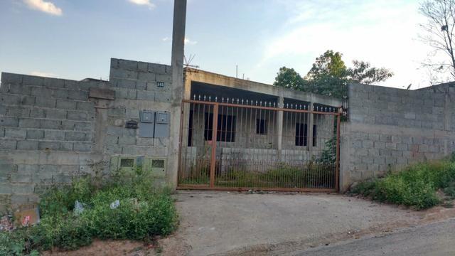 Casa semi pronta em Francisco Morato sp