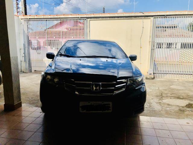 Honda City LX 13/13 Aut - Foto 2