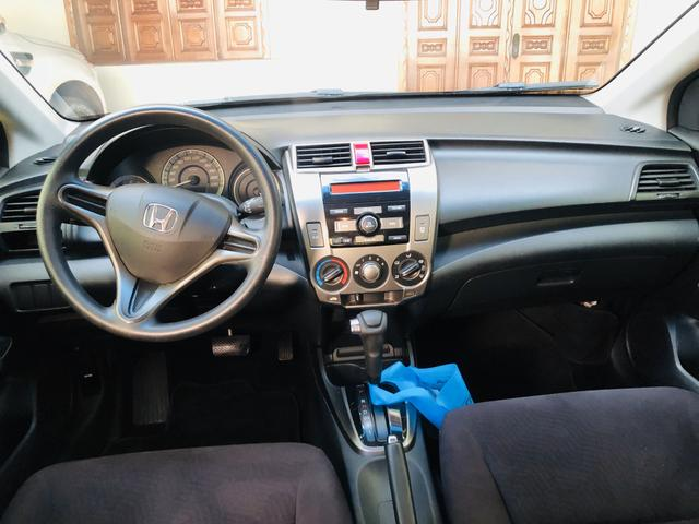 Honda City LX 13/13 Aut - Foto 5