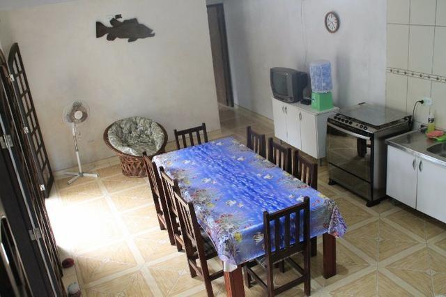Aluguel Temporada casa Itapoá SC* Sobrado 4 quartos 2 banheiro mobiliada - Foto 7