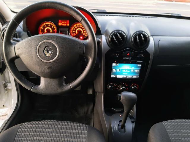 Sandero Privilegie 1.6 automático 14!! ótimo estado Ac trca! - Foto 13