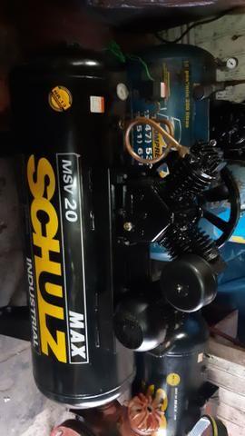 Compressor schulz 20 max - Foto 3