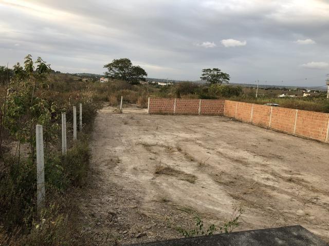 Terreno murado e com cisterna em Gravatá - Foto 3
