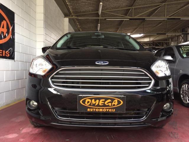 Ford Ka Sedan SE único dono, baixa km, vale a pena conferir !! - Foto 2