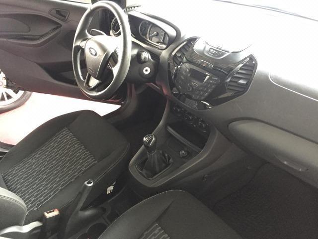 Ford Ka Sedan SE único dono, baixa km, vale a pena conferir !! - Foto 8