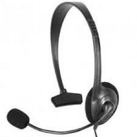 Fone de ouvido de xbox 360