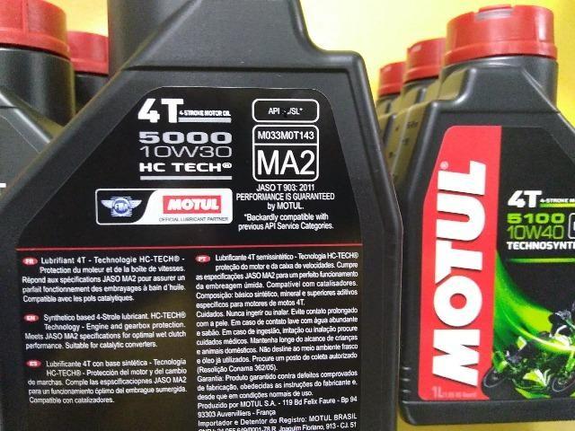 Oleo Motul HC-TECH® 5000 10w30