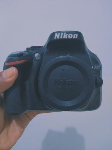 Corpo câmera Nikon D5200