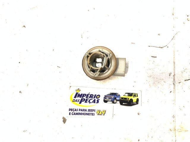 Soquete Lanterna Parachoque Traseiro Freelander 1 05 #12855 - Foto 2