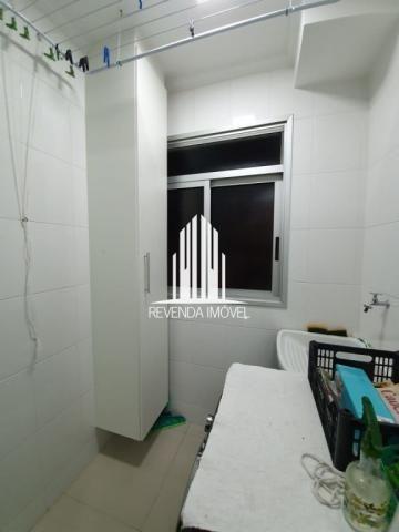 Apartamento PRONTO para MORAR de 2 dormitórios com 1 vaga de garagem na Vila Milton - SP. - Foto 14