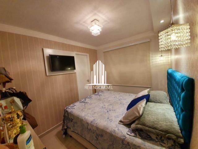 Apartamento PRONTO para MORAR de 2 dormitórios com 1 vaga de garagem na Vila Milton - SP. - Foto 9