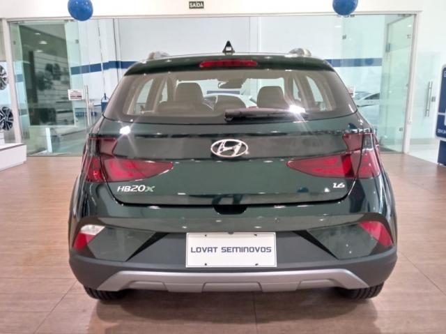 Hyundai HB20X 1.6 DIAMOND PLUS 4P - Foto 5