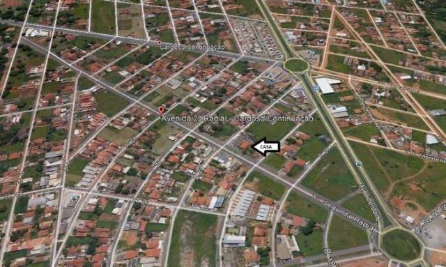 Casa à venda com 3 dormitórios em Cardoso, Aparecida de goiânia cod:CR2882 - Foto 12