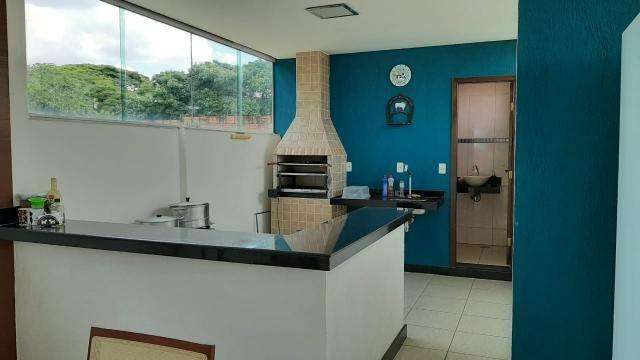 Belíssima casa, 3 quartos, 3 vagas, espaço gourmet - Foto 10