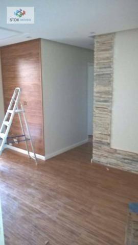 Apartamento com 2 dormitórios à venda, 50 m² por R$ 255.000,00 - Jardim Cocaia - Guarulhos - Foto 8
