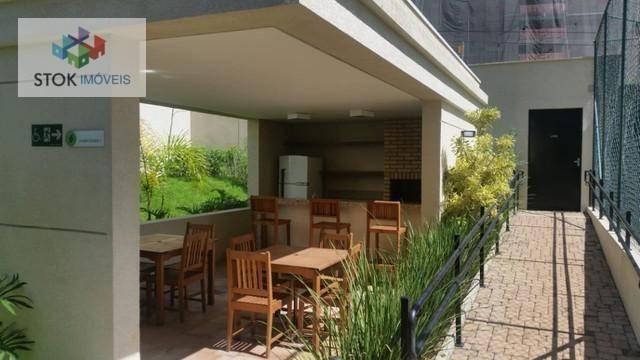 Apartamento com 2 dormitórios à venda, 80 m² por R$ 560.000 - Jardim Flor da Montanha - Gu - Foto 15