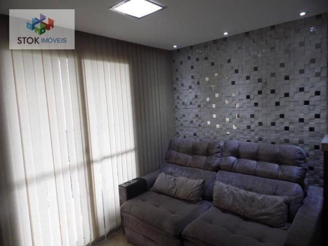 Apartamento com 3 dormitórios à venda, 67 m² por R$ 388.500 - Vila Augusta - Guarulhos/SP - Foto 15