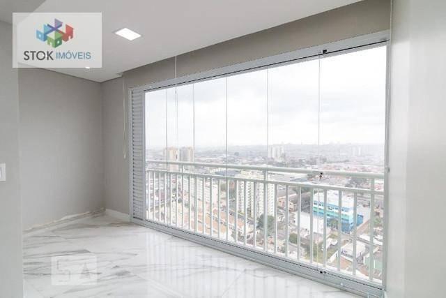 Apartamento com 2 dormitórios à venda, 62 m² por R$ 370.000,00 - Vila Augusta - Guarulhos/ - Foto 18