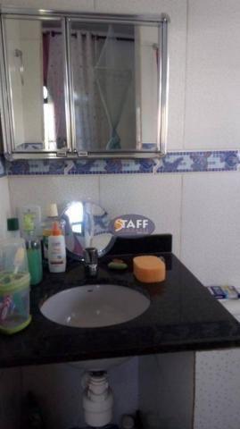 Linda casa de 6 quartos sendo 3 suítes a venda em Unamar-Cabo Frio!!! - Foto 15