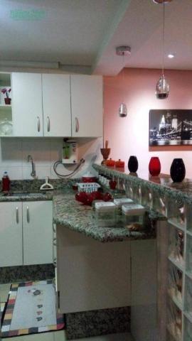 Apartamento com 2 dormitórios à venda, 50 m² por R$ 250.000 - Parque Maria Helena - Guarul - Foto 11