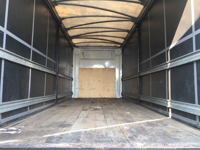 Ford cargo 816 S sider 6 metros Lindo - Foto 10