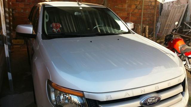 Ranger 2013 diesel 4x4 pra vender logo - Foto 5