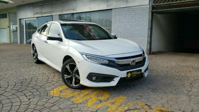 Honda Civic Touring AT -2016/2017 - 114.000km - 98.900,00 - Foto 5