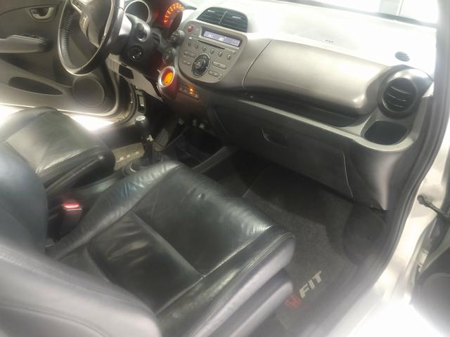 Honda Fit 2009 + Gnv - Foto 6