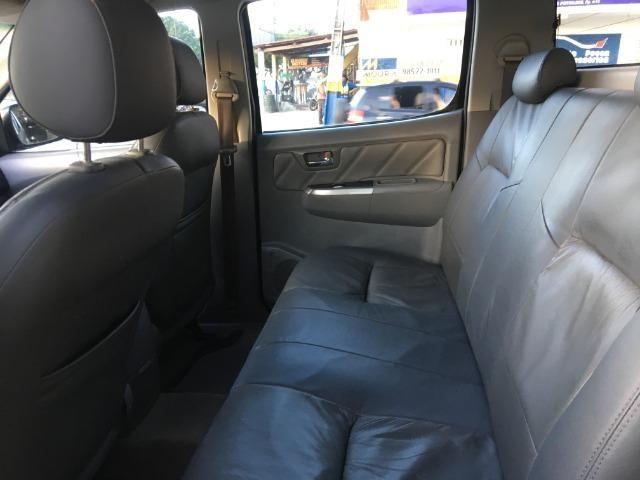 Toyota Hilux SRV 3.0 Turbo 4X4 Aut 2011 R$ 76.900,00 - Foto 8