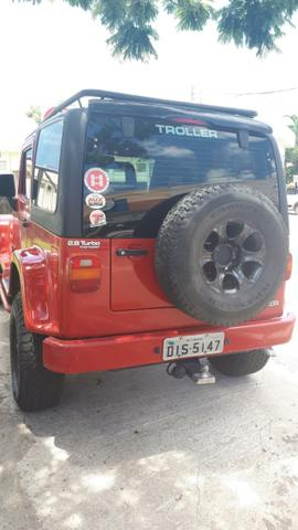Troller 2.8 mwm T4, Diesel, 4x4, ano 2003, R$ 53.000,00 - Foto 4
