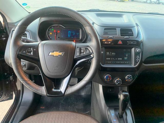 COBALT 2017/2018 1.8 MPFI LTZ 8V FLEX 4P AUTOMÁTICO - Foto 9