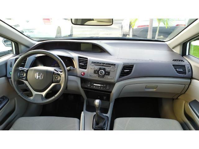 Civic Sedan LXS 1.8 Flex Mec. 4P - Foto 5
