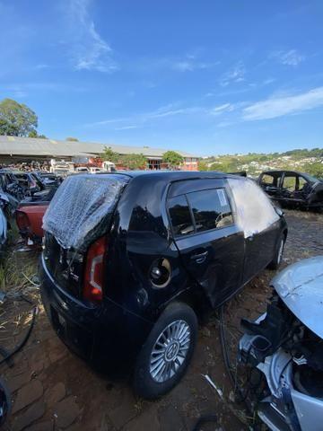 Sucata para retirada de peças- VW UP - Foto 2