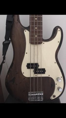 Baixo Fender Mexicano - Foto 5