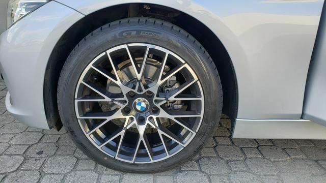 BMW 320i 2017 PRATA - Foto 5