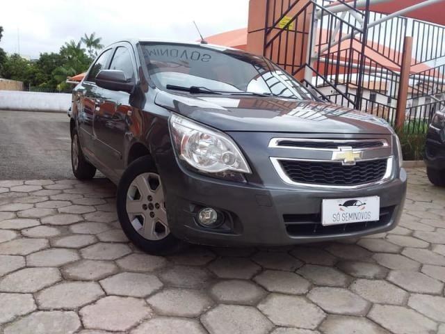 Chevrolet Chevrolet/cobalt 1.4 Lt 2013 Flex - Foto 2