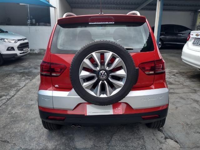 VW Novo Crossfox 1.6 Flex - Único dono - Foto 6