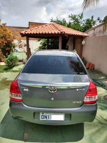 Étios Sedan 1.5 XLS 2014 - Foto 2
