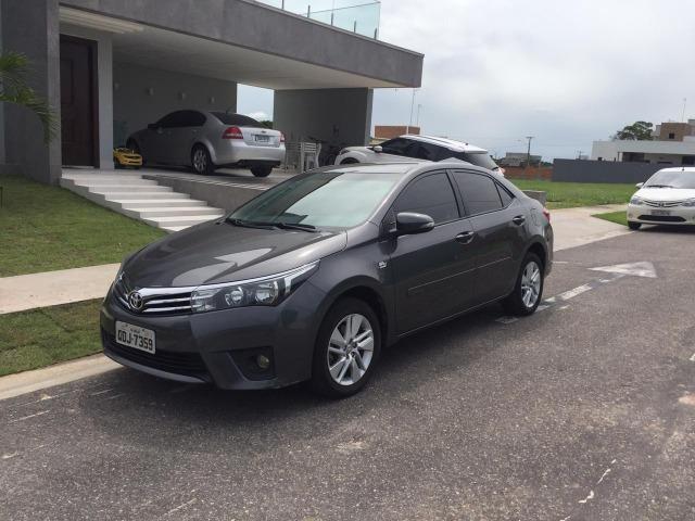 Vende-se Corolla GLI 1.8/2015 - Foto 2